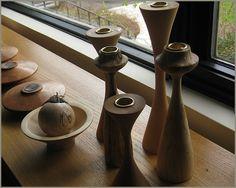 Treeware: Candlesticks & Burners