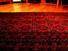 Torkman  Old Carpet ... 100% wool