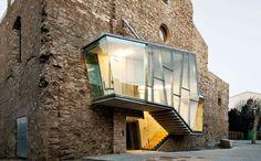 The Saint Francis Convent Church by David Closes inSantpedor, Spain