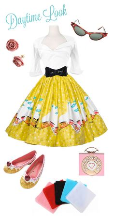 d774ca8e45a7 Bouffants and Beehives  Ultimate Vegas Outfit