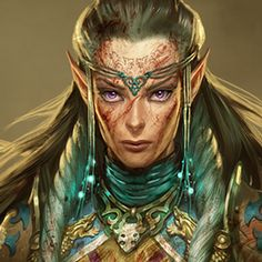 Portrait2_Elf_Commander_Eriodna_FEAT