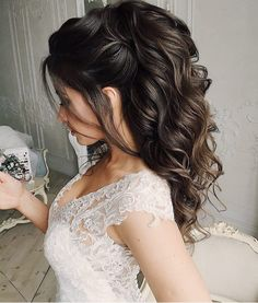 """Awesome """"wedding hairstyles for long hair"""" info is offered on our site. Take a look and you wont be sorry you did. Awesome """"wedding hairstyles for long hair"""" info is offered on our site. Take a look and you wont be sorry you did. Homecoming Hairstyles, Wedding Hairstyles For Long Hair, Box Braids Hairstyles, Cool Hairstyles, Quinceanera Hairstyles, Hairstyle Wedding, Hairstyles 2016, Elegant Hairstyles, Hairstyle Ideas"""