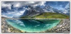 Fallboden - Eiger Nordwand -Suiza