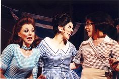 """""""Dirty Laundry"""" Cameron Mackintosh's Witches of Eastwick The prince of wales theatre London where I played Brenda and understudied """"sukie Rougemont"""""""