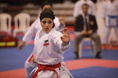 "The World Karate Federation approves the ""Hijab"" from 1st of January of 2013"