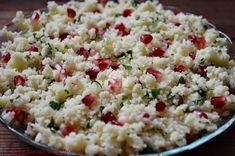 Healthy Salad Recipes, Snack Recipes, Falafel, Couscous, Pasta Salad, Quinoa, Potato Salad, Vitamins, Cooking