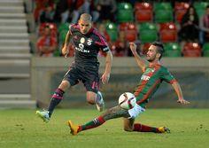 Jogo brilhante e imaculado na Madeira! - Ser Sempre Benfica