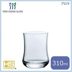 【ポイント10倍】【ギフト】東洋佐々木ガラス アロマ アイスコーヒーグラス 310ml (6個セット) (00450HS) [アイスコーヒー ジュース グラス][日本製]