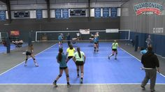All Access Volleyball Practice with Mike Lingenfelter - Clip 3
