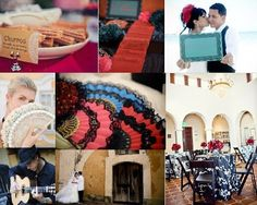 The Wedding Decorator: Spanish Wedding Inspirations and Ideas