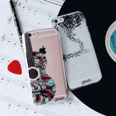 The music has the power to be with us in every moment of our lives! Tap the link in the bio and see much more #iphone #phonecase #music. Phone case by Gocase www.shop-gocase.com