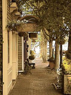 Nantucket  How quaint! :)