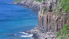 生月島・塩俵の断崖(長崎県平戸市生月町)