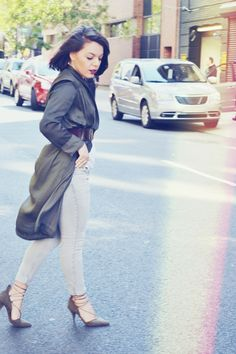 Zara Trench Coat - SOTA SOTA | Trenched | http://www.sotasota.com