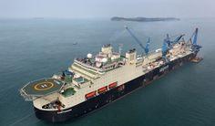 Saipem kicks off Ichthys deepwater pipelay | Offshore Energy Today