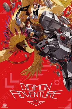 Digimon Adventure Tri. Movie 4: Soushitsu main image