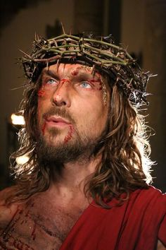 Cidade-teatro de Nova Jerusalém. Jesus. Ator Igor Rickli. Foto: João Tavares E