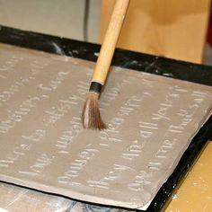 Mishima Technique and Tools: Clean the Mishima Design