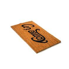 Reversible doormat, Come In/Go Away