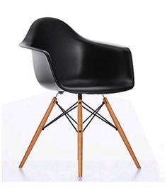 Black Eames Chair