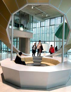 matali crasset reflexcity, asia culture center designboom