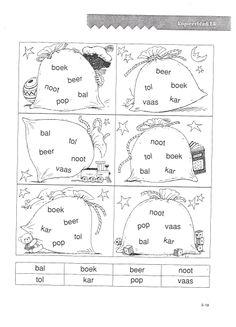 Werkblad geletterdheid Thema: Sint Primary School, Pre School, Christmas Activities, A Blessing, Kids Education, Diy For Kids, Spelling, Coloring Pages, Lettering