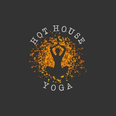 Logo design for a Yoga House -  Hot House Yoga. a custom logo design project by brandsbysam.com    Get your design done today!