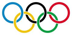 """OLYMPIC LYRICS """"Hymn"""" (Official and Olympic anthem of Olympic Games and the International Olympic Committee) [Original . 2020 Olympics, Summer Olympics, Olympic Games For Kids, Theme Sport, Olympic Logo, Famous Logos, Olympic Committee, Facts For Kids, Winter Games"""