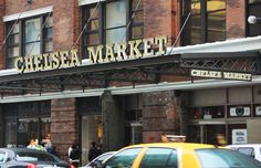 Chelsea Market, NYC. One of the places I am definitely going to when I go to NYC in September!