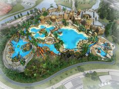 Theme park and attraction industry's most trusted directory for companies providing products & services to museums, theme parks, zoos, aquariums and FECs. Water Park Rides, Destin Resorts, Planet Coaster, Urban Design Plan, Amusement Park Rides, Parking Design, Conceptual Design, Urban Planning, Disneyland
