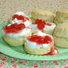 Cakes in the city: Rich white scones