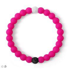 Get a Breast Cancer Lokai Bracelet now