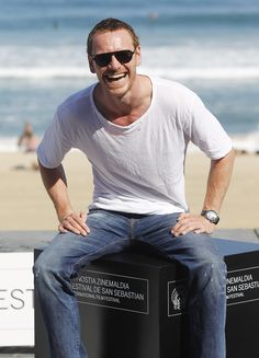 Michael Fassbender -pinning this again ,just because I can :-)