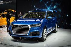 The New Audi Q 7