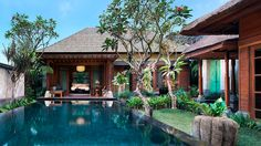One Bedroom River Front Pool Villa