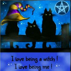 Being a Witch...
