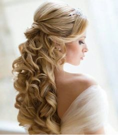 Styles For Long Hair 45 Best Wedding Hairstyles For Long Hair 2018  Pinterest