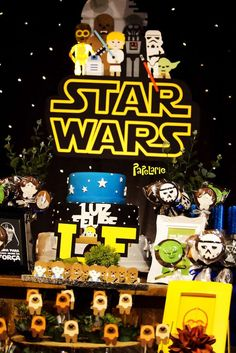 Star Wars Birthday Party Ideas | Photo 2 of 22