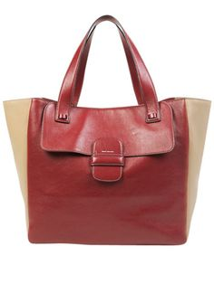 Marc Jacobs bag #red #leather #fashion