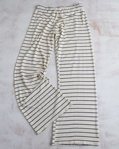 Eberjey Coastal Stripes Pant