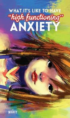 Having anxiety means constantly managing motion that can be productive or self-destructive, depending on how much sleep you got. Depending on the day. Depending on the Earth's alignment with Mars. Depending on…