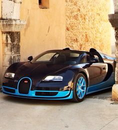 Buttait Veyron Grand Sport Vitesse