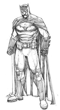 Batman by Max Dunbar