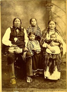Learn about finding records for Native American ancestors outside of the Five Civilized Tribes here: http://ancstry.me/1qFSYeV http://ancstry.me/116MkrF #NativeAmerican #USHistory #genealogy #familyhistory #ancestry