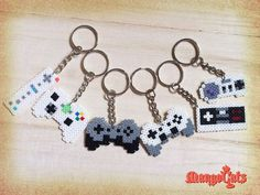 Game-Controller Hama Perlen Sprite (Wii, NES, SNES, Xbox, PS, Playstation, Nintendo, Microsoft)