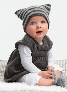 Mag. 160 - n° 10 Robe, bonnet et chaussons Modèles, broderie & tricot Achat en ligne