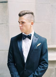 You keep bugging him to get a haircut: http://www.stylemepretty.com/2016/06/21/how-not-to-be-an-annoying-bride/