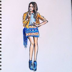 FashionCoolture - drawing .