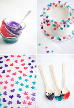 Many individuals don't think about going into company when they begin cake decorating. Many folks begin a house cake decorating com Cake Decorating Techniques, Cake Decorating Tutorials, Cookie Decorating, Cupcakes, Cupcake Cakes, Sprinkles Recipe, Icing Tips, Gelatine, Fondant Icing