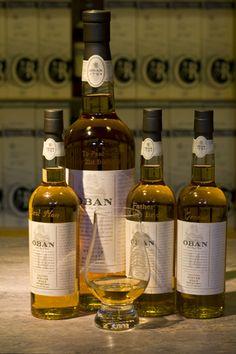 Oban = one of my favorite single malts